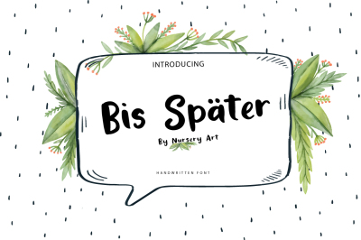 Bis Spater