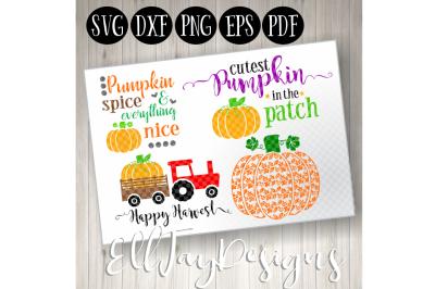 Fall Pumpkin Bundle