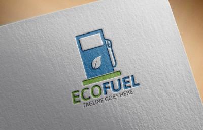 Eco Gas Logo