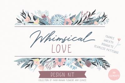 Whimsical Love Design Kit