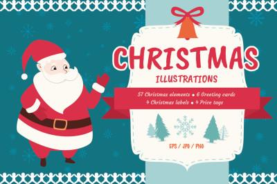 Christmas Illustration II
