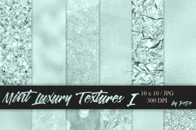 Mint Luxury Textures I