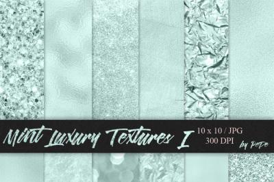 Mint Luxury Textures II