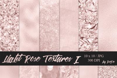 Light Rose Textures I