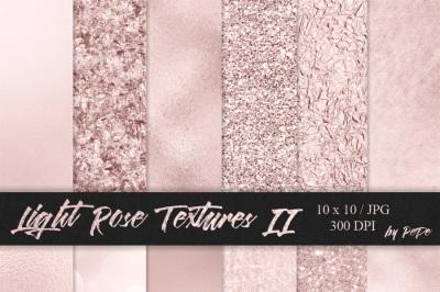 Light Rose Luxury Textures II