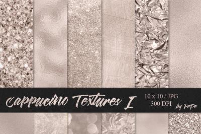 Cappucino Luxury Textures I