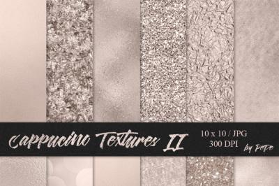 Luxury Cappucino Textures II