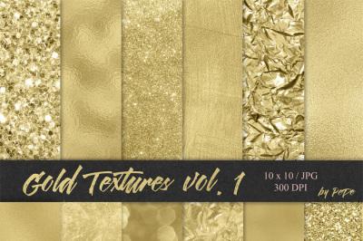 Gold Textures I