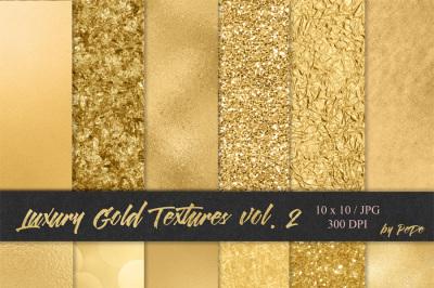 Luxury Gold Textures II