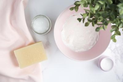Natural Beauty Creams, Lotion & Soap