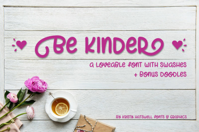 Be Kinder (Limited time price)