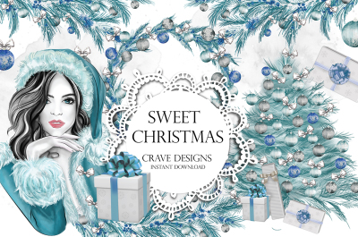 Sweet Christmas ClipArt