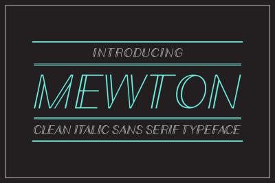 Mewton