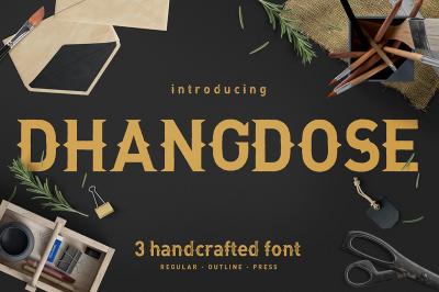 Dhangdose
