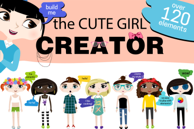The Cute Girl Creator