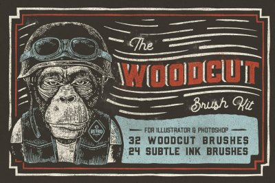 The Woodcut Brush