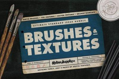 Standard Issue Brush & Texture Bundle