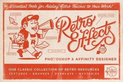 Retro Effects | Classic Collection Bundle
