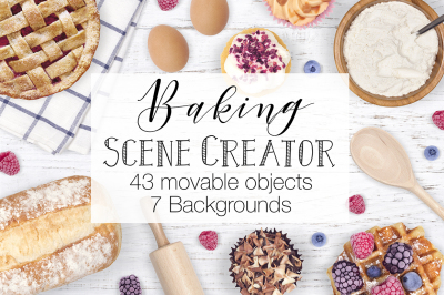 Baking Scene Creator