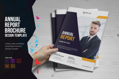 Annual Report Design v1