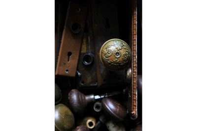 Antique Door Knob #1