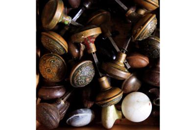 Antique door knobs #2