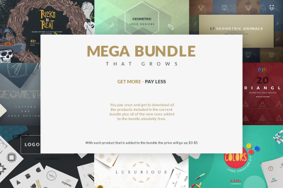 22in1 Mega Bundle that grows -30%