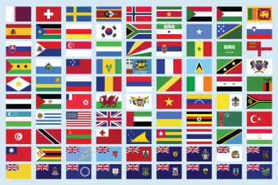 270 World Flags
