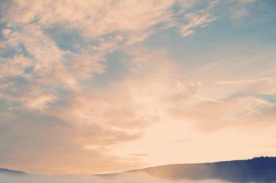 Pastel Over Pastel Sunset Fairytail