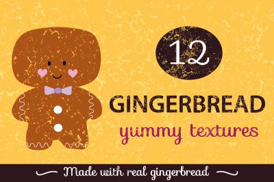 Gingerbread Textures