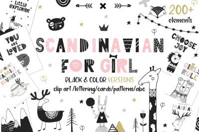 Scandinavian for Girl