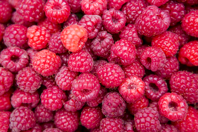 Raspberries From The Top