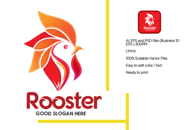 Rooster Logo Company