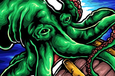 Octopus King