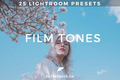 25 Film Tone Lightroom Presets Vol. I