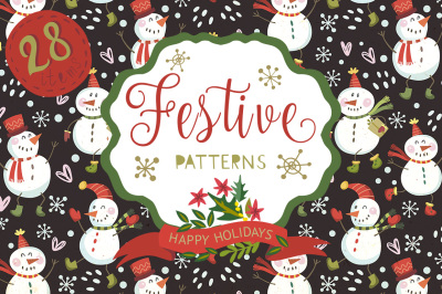 Festive Patterns