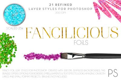 Fancilicious Foils