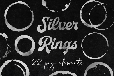 Silver Stains Clipart