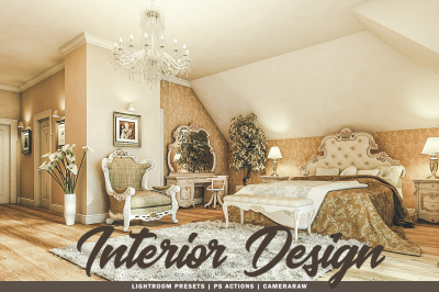 20 Interior Design Lightroom Presets