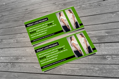 Weight Loss Program Voucher