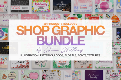 SHOP GRAPHIC BUNDLE