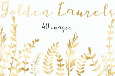 Golden laurels collection