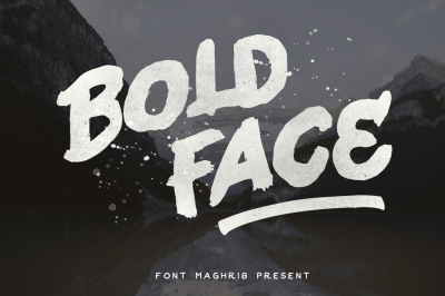 Bold Face