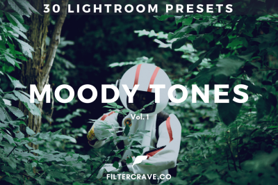 30 Moody Lightroom Presets