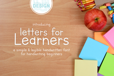 Letters for Learners