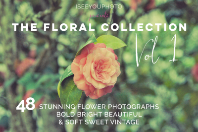 THE FLORAL COLLECTION VOL 1