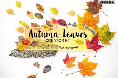 Autumn Leaves - Creator Kit