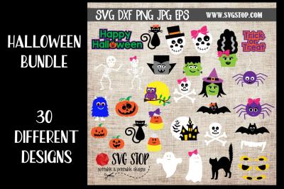 Halloween Graphics Bundle
