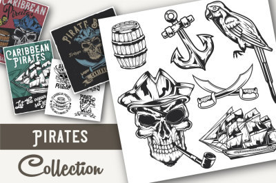Pirates Collection