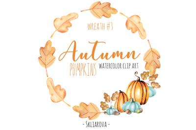 Autumn wreath #3